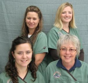 Rexburg Vet Staff