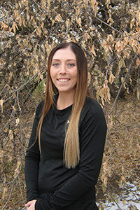 Brittney Olaveson, Upper Valley Vet staff
