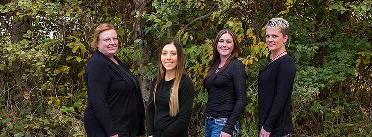 Support Staff at Upper Valley Veterinary Clinic